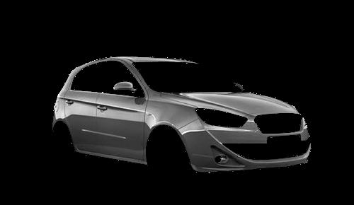Цвета кузова Oley Hatchback